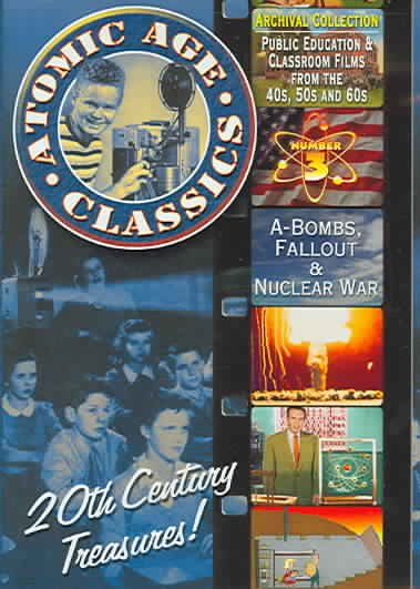 ATOMIC AGE CLASSICS:VOL 3 ATOM STRIKE BY ATOMIC AGE CLASSICS (DVD)