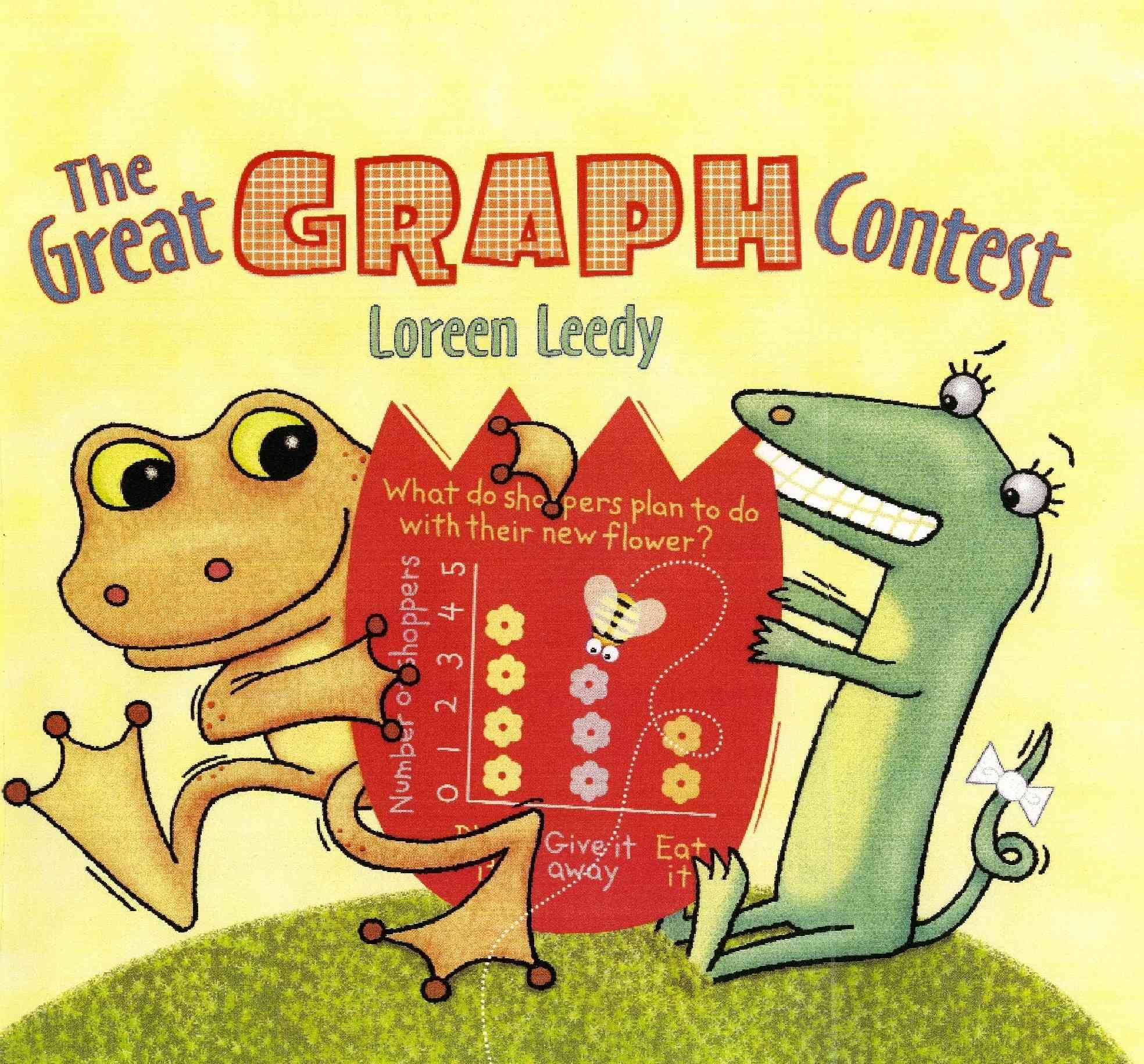 The Great Graph Contest By Leedy, Loreen